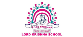 Logo of load_krishna_school
